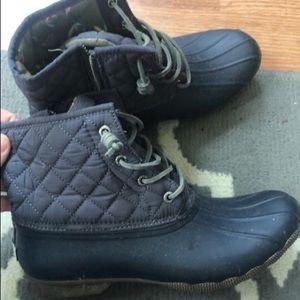 Sperrys  duck boots boots